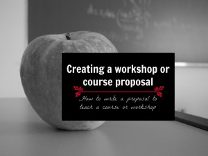 Creating a Workshop or Course Proposal - Morguefile - Shareable